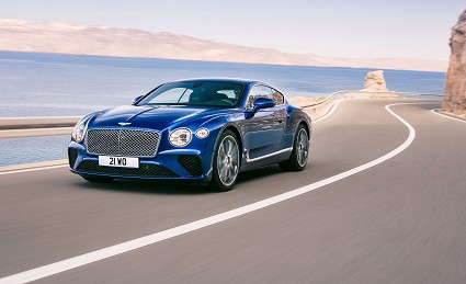 Bentley Continental GT: design, motori e prestazioni