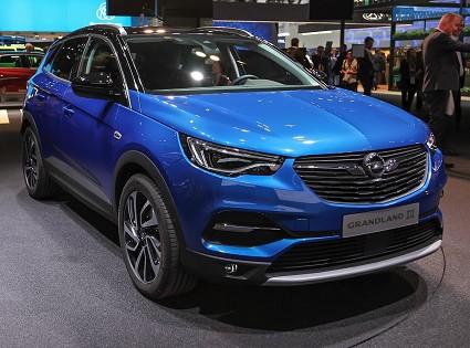 Opel Grandland X con nuovo 4 cilindri 1.5 turbodiesel: caratteristiche tecniche e prestazioni