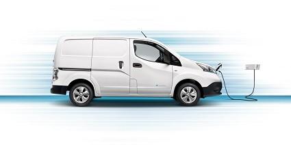 Nissan van e-NV200 100% elettrico: caratteristiche tecniche e prestazioni