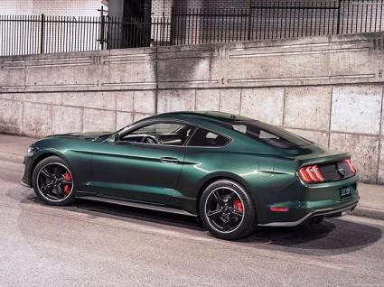 Ford Mustang Bullitt serie speciale: al via ordini in Italia