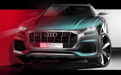 Nuova Audi Q8: presentazione ufficiale il 5 giugno. Come sar?á? Anticipazioni