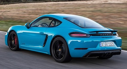 Nuova Porsche 718 GTS: caratteristiche tecniche, design e motori