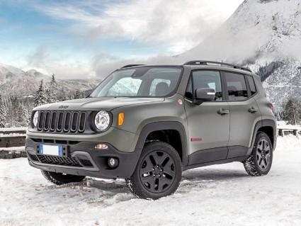 Jeep Renegade 2019 svelata al Parco Valentino: novit?á motori ed estetiche