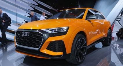 Nuova Audi Q8 ufficiale: design, motori e dotazioni