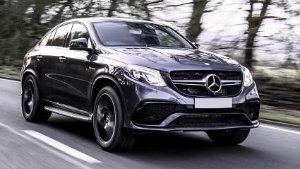 Nuovo Mercedes GLE: design e motori