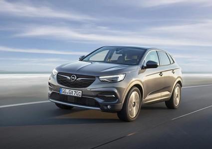 Opel Grandland X: vince l'Off Road Award 2018