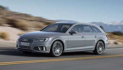 Audi A4 e A4 Avant Model Year 2019: prime immagini e caratteristiche
