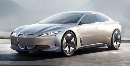 Bmw i Vision Dynamics: design e caratteristiche tecniche dell'elettrica tanto attesa