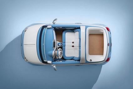 Fiat 500 Spiaggina 58 serie speciale: design e caratteristiche tecniche della nuova bellezza della Casa torinese