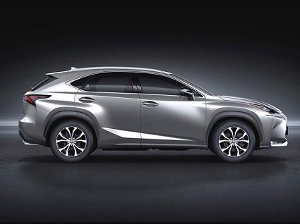 Nuova Lexus Sport NX Hybrid: caratteristiche tecniche e design