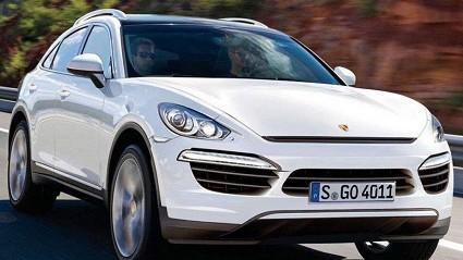 Porsche Cayenne Coupè: prime immagini e anticipazioni