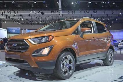 Nuovo suv Ford Ecosport Awd rivisto: cosa cambia e motori