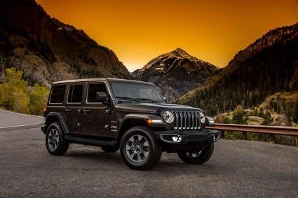 Nuova Jeep Wrangler 2018: design, motori e caratteristiche tecniche