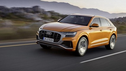 Nuova Audi Q8: prova su strada e prestazioni