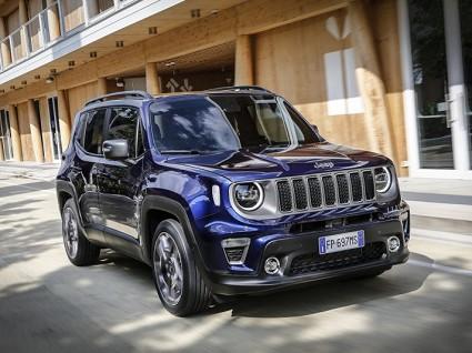Jeep Renegade 2019: porte aperte fino al 21 luglio. Prezzi di vendita