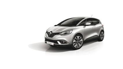 Renault Scenic: debutta nuovo motore motore benzina 1.3 TCe