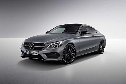 Nuove Mercedes Night Edition: design e caratteristiche tecniche