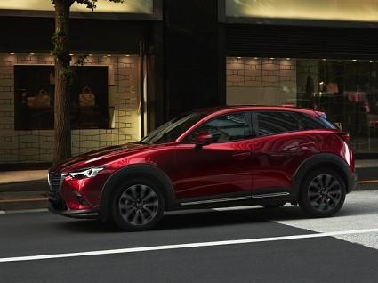 Mazda CX-3 2018: in tutte le concessionarie da fine mese. I prezzi