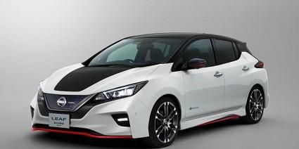 Nissan Leaf Nismo elettrica in versione GTI: le caratteristiche tecniche