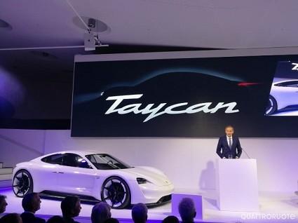 Porsche Taycan: prima sportiva elettrica. Caratteristiche tecniche e autonomia