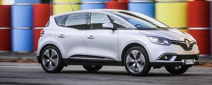 Renault Scenic con nuovo motore benzina 1.3 TCe: prestazioni