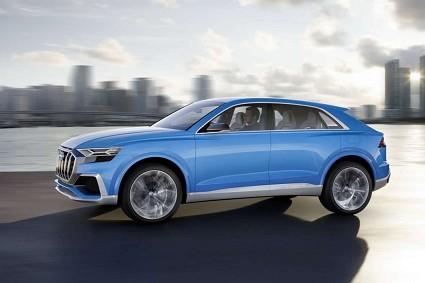 Nuova Audi Q8 in tour in Italia da fine agosto: si parte da Forte dei Marmi. Gli appuntamenti per conoscerla