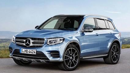 Nuovo Mercedes GLB in arrivo nel 2019: design e prime caratteristiche tecniche