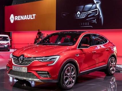 Renault Arkana: nuovo coup?¿ crossover. Le prime caratteristiche tecniche