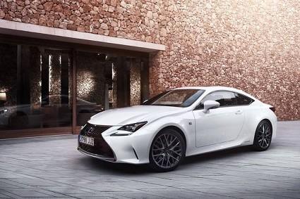 Nuova Lexus RC Hybrid pronta a debuttare a Parigi: come sar?á?