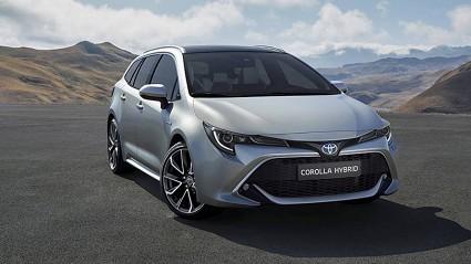 Toyota Corolla Touring Sports al Salone di Parigi: design e caratteristiche tecniche
