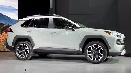 Nuova Toyota Rav 4 2019 in vendita: motori, dotazioni e caratteristiche tecniche