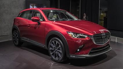 Nuova Mazda CX 3: caratteristiche tecniche, motori e prezzi