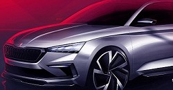 Skoda Vision RS concept: design, motori e caratteristiche tecniche