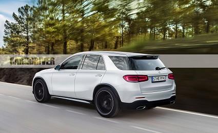 Nuova Mercedes GLE al Salone di Parigi 2018: design e motori