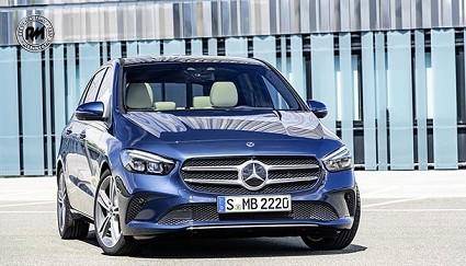 Nuova Mercedes Classe B al Salone di Parigi 2018: novit?á e cosa cambia