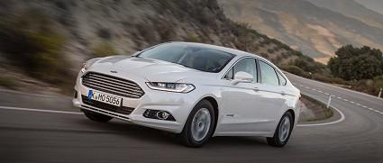 Ford Mondeo ibrida: in arrivo nel 2019. Le novit�