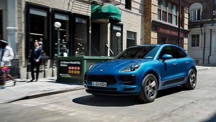 Nuovo Porsche Macan al Salone di Parigi 2018: design, motori e dotazioni