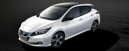 Nissan Leaf ancora auto elettrica più venduta: i prezzi