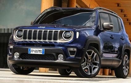 Jeep Renegade ibrida plug in pronta nel 2020: i progetti Fca