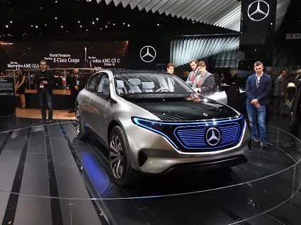 Mercedes nuova gamma green Driven by EQ: novità e caratteristiche tecniche