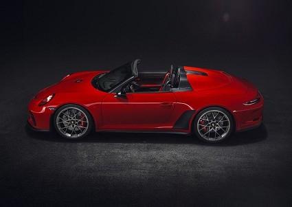 Porsche 911 model year 2019 in edizione limitata: design e dotazioni