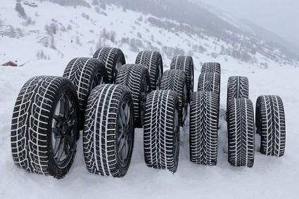 Pneumatici invernali: torna l'obbligo di dotazione dal 15 novembre