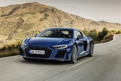 Audi R8 restyling: cosa cambia e aggiornamenti
