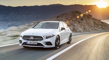 Nuova Mercedes Classe A 5 Stelle Euro NCAP: caratteristiche tecniche