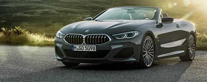 Bmw Serie 8 Cabriolet: nuovi motori e design di lusso