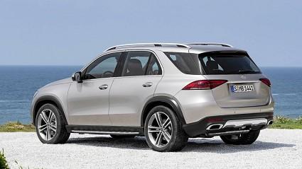 Nuovo Mercedes GLE in vendita in Italia: motori e prezzi