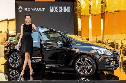 Renault Clio Moschino: look esclusivo e nuovi motori. Prezzi