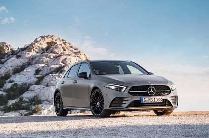 Mercedes Classe A con nuove motorizzazioni Euro 6d: quali sono e prestazioni