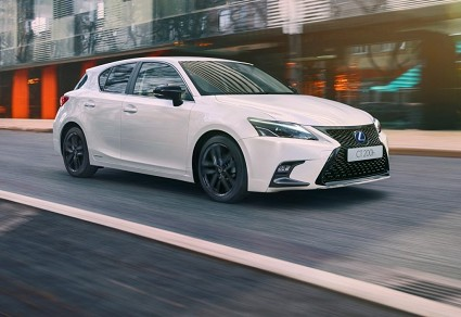Lexus Special Edition Sport CT Hybrid: caratteristiche tecniche e prezzi
