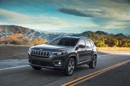 Jeep Cherokee 2019: prezzi ufficiali